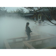 人工造景人工造雾喷雾设备厂家南京水滴子科技