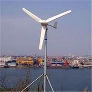 晟成船上风光互补风力发电机供电系统优点