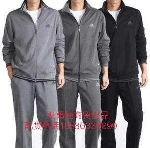 纯棉运动服套装 (2)
