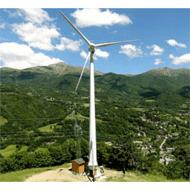 低转速发电机5000w 微型风力发电机,微风启动 适用于城市