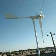 1千瓦低风速微型风力发电机360度随风向旋转