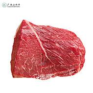 广西山水牛养殖基地专业科学养殖供给牛犊新鲜牛肉养殖屠宰产业链