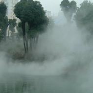 西安喷雾环境厂房喷雾降温设备 温室喷雾降温设备