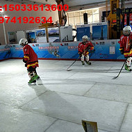 上海可移动仿真冰场,仿真冰滑冰板价格1000*1000mm 自由安装指导