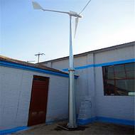 3000W低转速永磁风力发电机小型48V/24V/60V/72V家用经济实用型