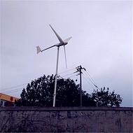 3kw家用小型风力发电机永磁纯铜线无刷发电机