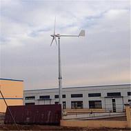 监控用水平轴小型风力发电机500w清洁型节约型能源