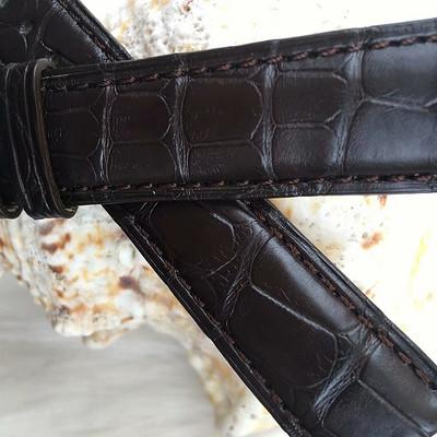 伯爵表鳄鱼皮表带,原装伯爵鳄鱼皮表带哪里定制多少钱价格