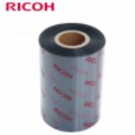 RICOH理光碳带B110A 混合基碳带热转印条码机色带11cm