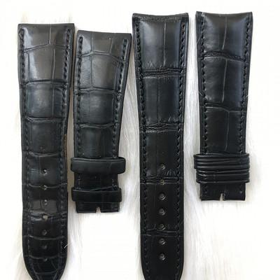宝珀表双面鳄鱼皮表带定制,宝珀北京上海天津郑州原装售后维修