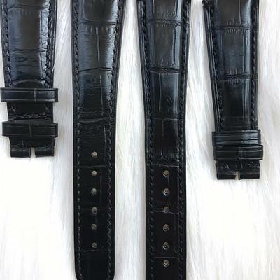 百达翡丽表杭州温州台州苏州南京原装售后维修鳄鱼皮表带价格