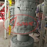 刚性变压器执行器防火罩甘肃英国1709UL防火罩JSAVE