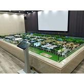 多媒体智能沙盘,南昌沙盘模型厂家设计