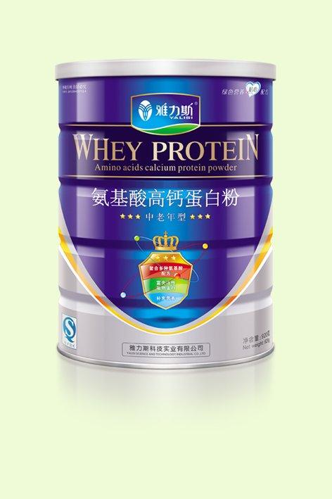 雅力斯 氨基酸高钙蛋白粉 (57)