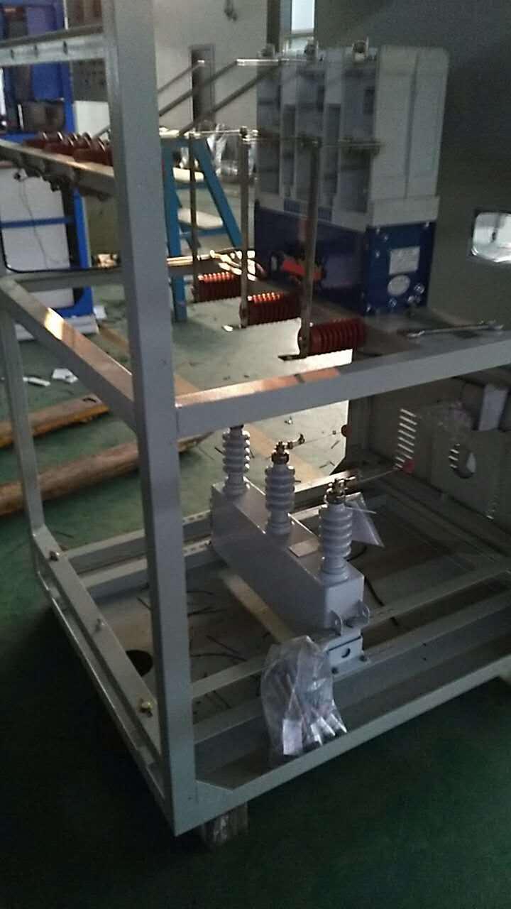 高压笼型电机补偿兆复安mhcc系列高压电动机无功就地补偿电容柜