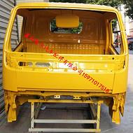 东风多利卡D5D6D7D8工程黄驾驶室总成空壳价格图片
