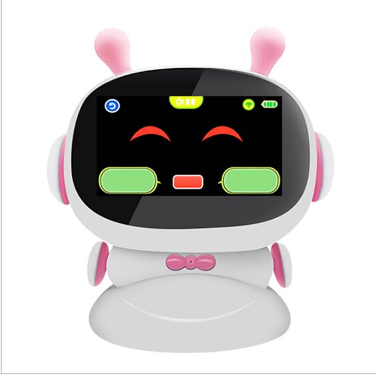 金亮德智能早教机器人陪伴机器人 (8)