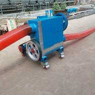 软/硬管绞龙输送机省人工 粒状物料气力输送机上海
