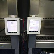 定制壁挂式一体机8寸工业平板电脑医疗设备专业选择
