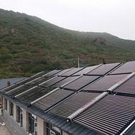 农村太阳能取暖方案