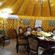 景区蒙古包双鸭山市蒙古包厂家