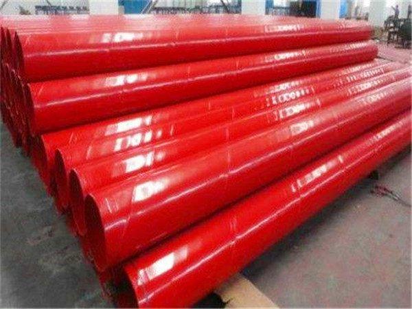 庆阳涂塑复合钢管厂家/价格/庆阳:工程产品经久耐用