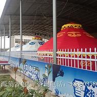 景区蒙古包江苏扬州市蒙古包厂家
