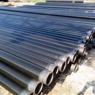 张家界小区供暖保温钢管厂家/价格多钱一米