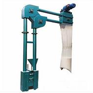 倾斜不锈钢管链机报价 304材质管链输送机定制 多点下料管链机