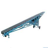 可调角度输送机参数 斜坡皮带输送机