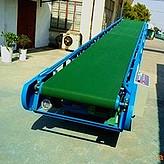 兴运专业生产输送设备 斜坡皮带输送机