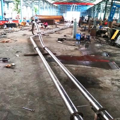 倾斜管链输送机介绍 优质矿粉管链输送机y8
