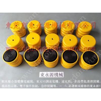 有效减震的 裁布机减振垫,测圆仪充气式减振垫-找东永源