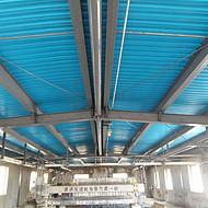 大连凡美UPVC防腐瓦 化工厂房车间顶棚防火瓦板 替代彩钢瓦板