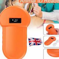 迷你耳标扫码器,口袋芯片扫码器,CKU宠物犬专用读写器