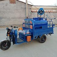 新能源电动洒水车 小型电动三轮洒水车