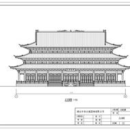 寺庙设计,寺庙建筑设计,寺庙整体规划,寺庙效果图