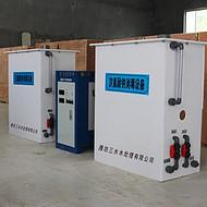 电解食盐氯化钠次氯酸钠发生器处理消毒设备农村饮水工程水处理设备