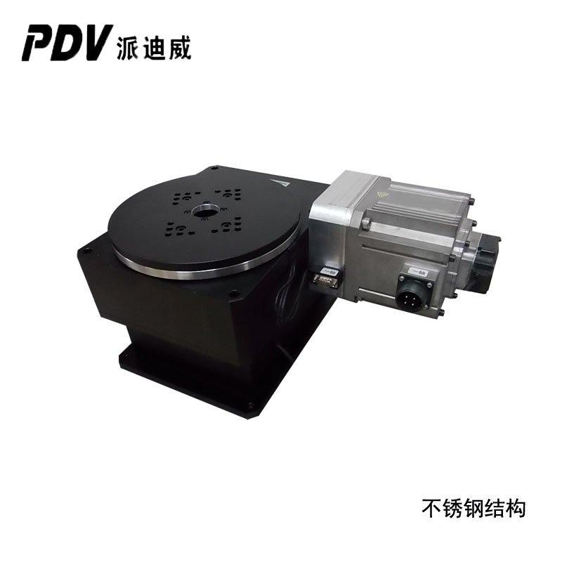 PT-GD220H高精度电动旋转台 承重180kg 台面220