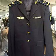 洛阳新式应急救援管理制式服装样式及标准