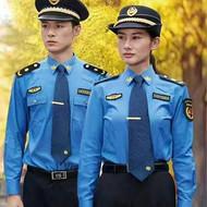 上海杨浦区新式综合行政执法标志服装样式及标准