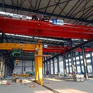 QD型50吨吊钩桥式起重机 桁吊 天车 行吊 行车