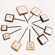 GPS陶瓷天线8*8*4 内置天线有源 定位导航 频率可定制 厂家直销
