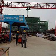 MH型10吨电动葫芦门式起重机10吨行吊龙门吊厂