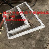 十字绣不锈钢画框 焊接不锈钢异形相框 不锈钢艺术相框供应