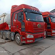 供应牵引车 拖头 拖板车 拖挂车 解放J6半挂牵引车17年国五460马力包过户可分期