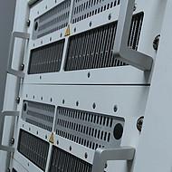 射频放大器 大功率射频放大器 1-230MHz  5KW 宽带射频放大器 HPA