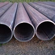 江泉牌Q345B钢结构直缝焊管加支柱焊接钢管工打桩厚壁直缝焊管现货配送到厂