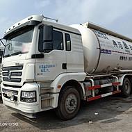出售德龙砂浆运输车后八轮砂浆罐车17年国五手续齐全包提档过户可分期