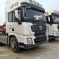 出售德龙新M3000牵引车拖头拖挂车车况原车原版手续齐全全国支持分期